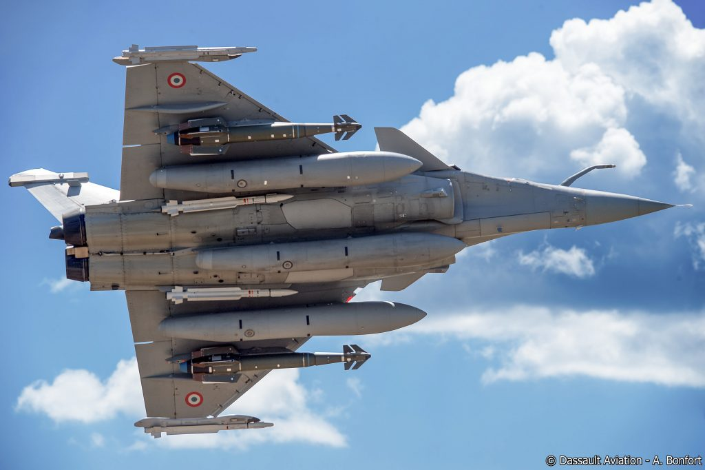 "Atos secures onboard connectivity for Dassault Aviation's Rafale ""F4 standard"" aircrafts"