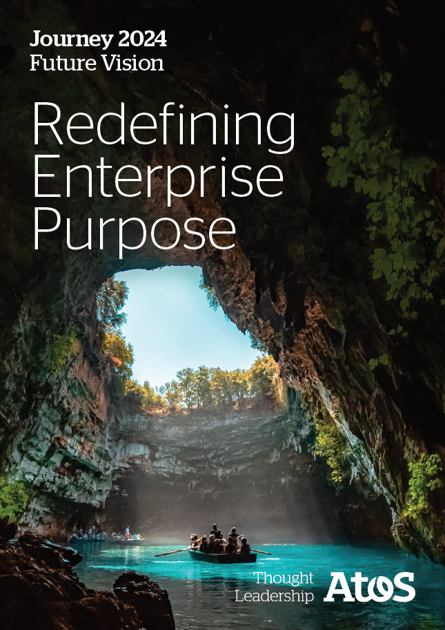Journey 2024 - Redefining Enterprise purpose - cover picture