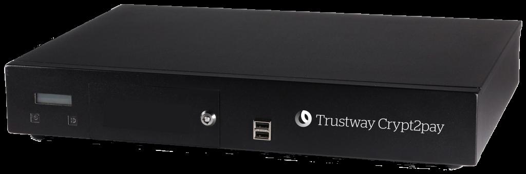 Trustway Crypt2pay HSM paiement