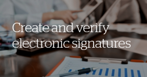 Atos cybersecurity electronic signature Metasign