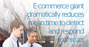 Atos cybersecurity MDR use case E-commerce