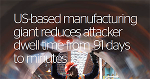 Atos cybersecurity MDR use case Manufacturing-US