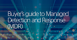 Atos cybersecurity Managed Detection and Response Buyer's guide