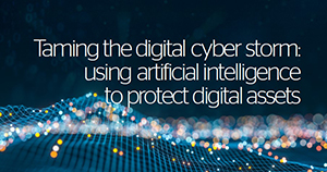 Atos cybersecurity Managed Detection and Response use AI to protect digital assets