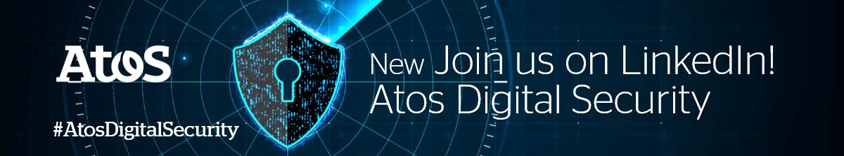 Atos Digital Security New LinkedIn account sign