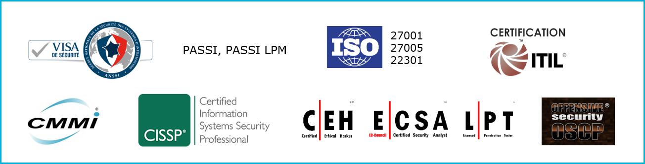 Atos cybersecurity Digital.security certifications