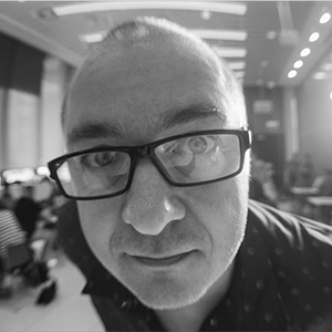 Gareth Ford Williams